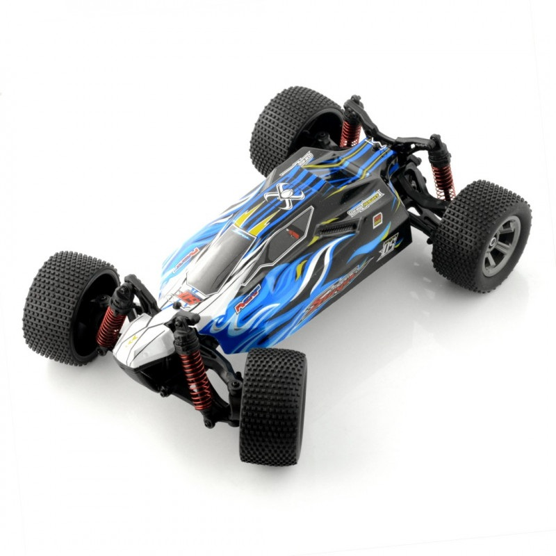 Samochód RC zdalnie sterowany - Off-road Competition Buggy - 2,4GHz - 1:12