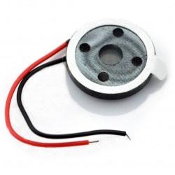 Głośnik 0,1W 8Ohm - 15 x 4 mm