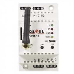 Exta Free - Zdalny sterownik GSM modułowy 2-kanałowy DIN - GRM-10