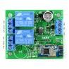 Moduł przekaźników 2 kanały + Bluetooth 4.0 BLE - styki 10A/250V - cewka 5V - zdjęcie 4