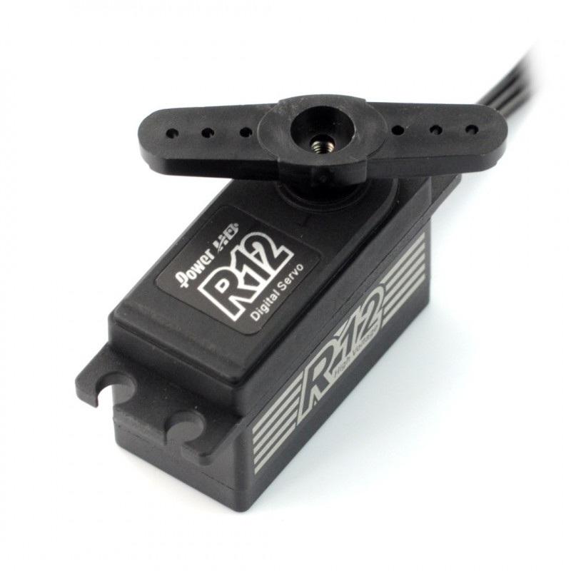 Serwo PowerHD R12 standard