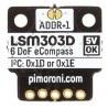 Pimoroni LSM303D - 3-osiowy akcelerometr i magnetometr I2C - zdjęcie 3