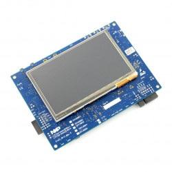 OM13098 - moduł z wyświetlaczem dotykowym LCD - LPCXpresso5462 ARM Cortex M4