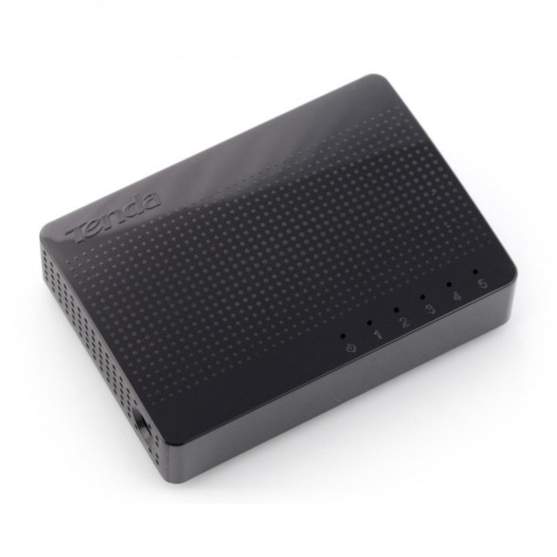 Switch Tenda SG105 5 portów 1000Mbps