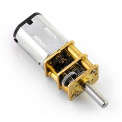 Silnik N20-BT38 micro 250:1 120RPM - 9V