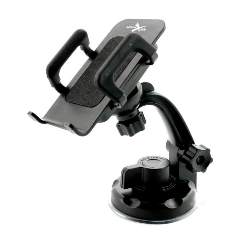 Uchwyt samochodowy na telefon/MP4/GPS - eXtreme  typ U