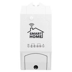 EL Home WS-04H1 - przekaźnik 230V/10A - przełącznik WiFi Android / iOS + pomiar energii 2200W