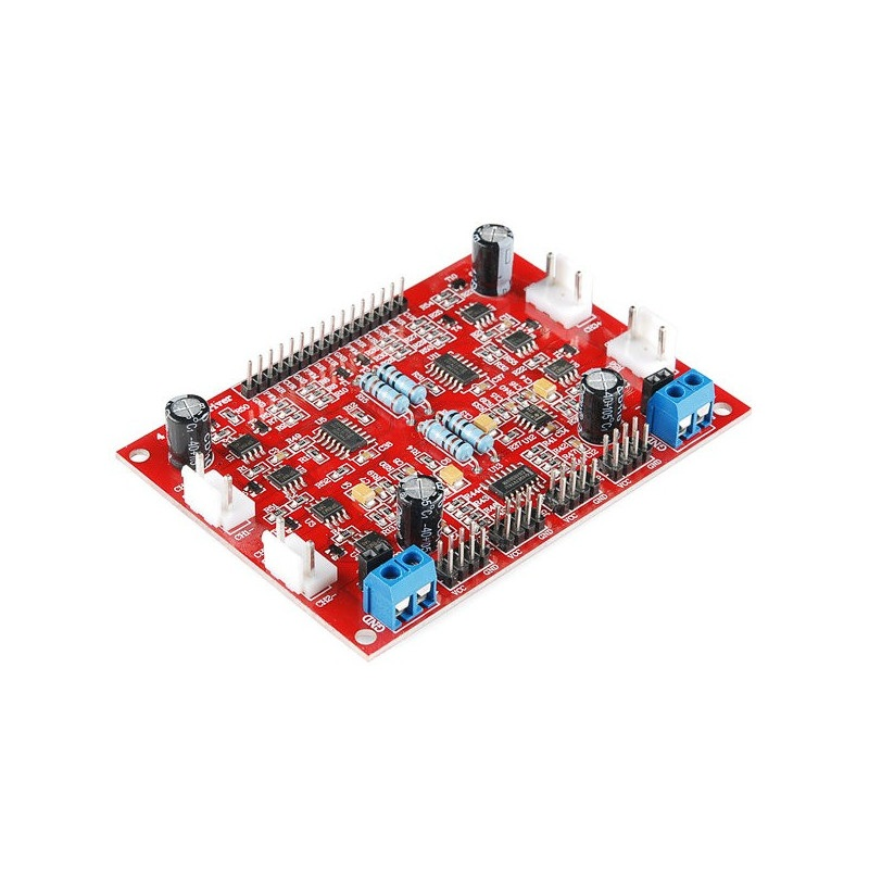 RaspiRobot - kontroler robota dla Raspberry Pi