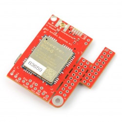 Moduł GSM LTE NB IoT- u-GSM shield v2.19 BC95G - do Arduino i Raspberry Pi - złącze u.FL