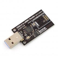 Odroid - moduł USB 3.0 do flashowania pamięci eMMC
