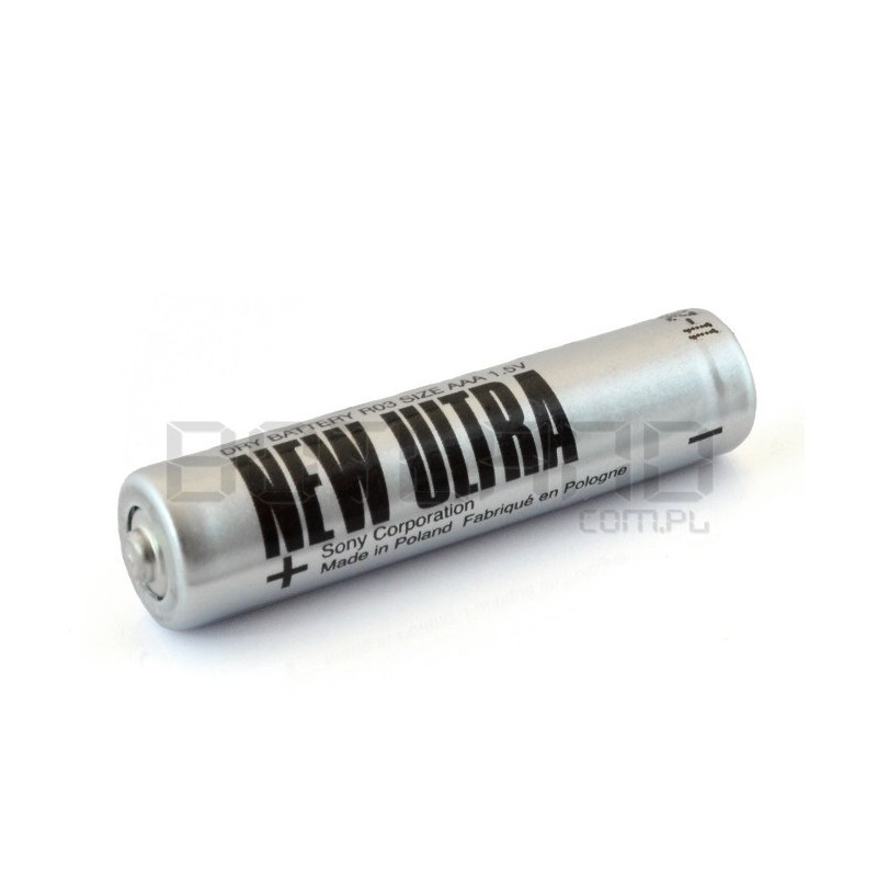 Bateria AAA (R3) Sony New Ultra