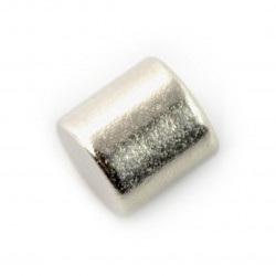 Magnes neodymowy walcowy - 3x4mm
