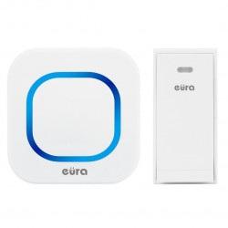 Eura WDP-80H2 Folk - dzwonek bezprzewodowy - bezbateryjny
