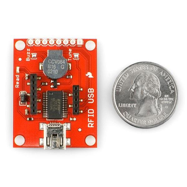 Czytnik RFID USB