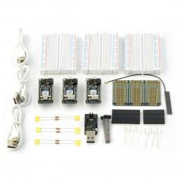 Particle - Mesh WiFi Bundle - Argon, Xenon + akcesoria