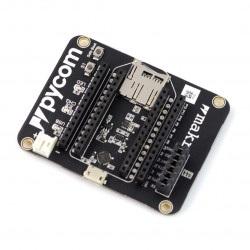 Pycom Expansion Board v2 - podstawka dla modułu WiPy IoT