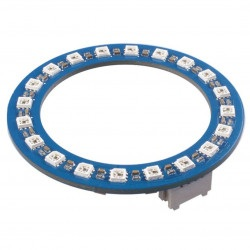 Grove - RGB LED Ring - pierścień LED RGB WS2813-mini x 20 diody