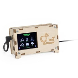Earth Listener - stacja pogodowa - Velleman VM211 - zestaw do samodzielnego montażu