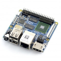 NanoPi M2A - Samsung S5P4418 Quad-Core 1,4GHz + 1GB RAM - WiFi + Bluetooth 4.0