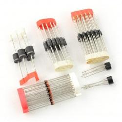 Zestaw diod prostowniczych Velleman K/DIODE1 - 120szt.
