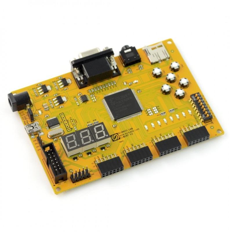 Elbert v2 - Spartan 3A - płytka rozwojowa FPGA