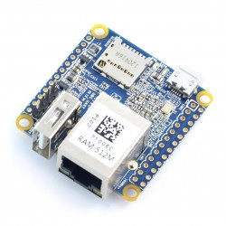 NanoPi NEO - Allwinner H3 Quad-Core 1,2GHz + 512MB RAM