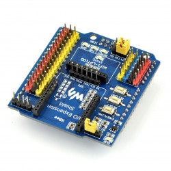 WaveShare IO Expansion Shield dla Arduino