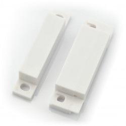 Czujnik magnetyczny otwarcia drzwi/okien - kontaktron CMD20