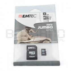 Karta pamięci EMTEC micro...