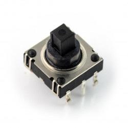 Thumb Joystick z przyciskiem 4+1-kierunkowy - 10x10x10mm