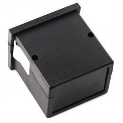 Obudowa plastikowa Maszczyk KM-62+PG ABS - 72x72x55mm czarny