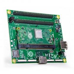 Zestaw RPI 3+ Compute Module Dev Kit: Raspberry Pi CM3+, rozszerzenie I/O