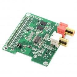 HiFiBerry DAC+ Pro RCA - karta dźwiękowa do Raspberry Pi