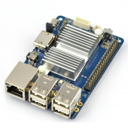 Odroid C1+ - Amlogic Quad-Core 1,5GHz + 1GB RAM