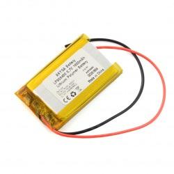 Akumulator Li-Pol Akyga 3,7V 1S 1600mAh