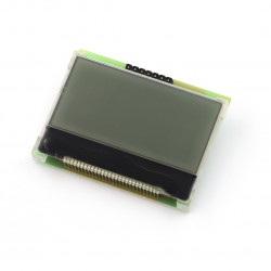 Arduino-Dem - moduł wyświetlacza LCD