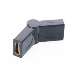 Przejściówka HDMI kątowa,...