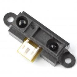 Sharp GP2Y0A21YK0F - analogowy czujnik odległości 10-80cm