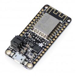 Adafruit Feather Huzzah ESP8266 - moduł WiFi GPIO, ADC