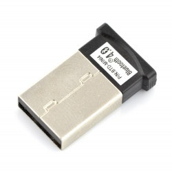 Moduł Bluetooth 4.0 USB Gembird - 50 m