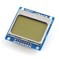 Wyświetlacz LCD graficzny...