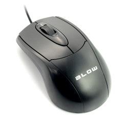 Mysz optyczna Blow MP-40 USB czarna