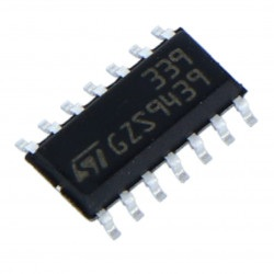 Komparator analogowy LM339 - SMD
