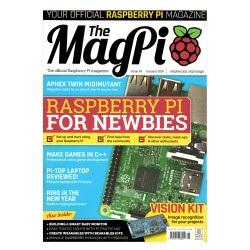The MagPi - oficjalny magazyn RaspberryPi - nr 01/2018 Issue 65