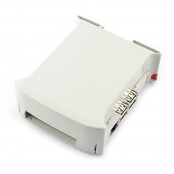 Obudowa Raspberry Pi 3B/2B/B+/A+ na szynę DIN - KIT 45