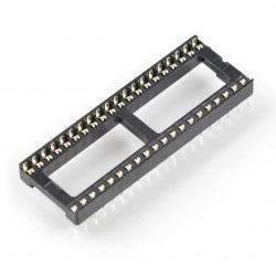Podstawka do układów DIP 40 pin zwykła - 5 szt.