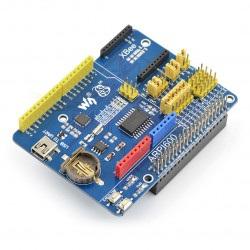 ARPI600 - rozszerzenie do Raspberry Pi 2/B+/A+