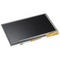 RK043FN02H-CT -  Panel wyświetlacza LCD