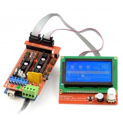 Smart controller Reprap 3D Ramps 1.4 LCD 12864