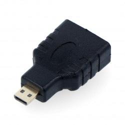 Adapter microHDMI - HDMI
